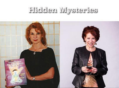 Hidden Mysteries with Maria D'Andrea and Miriam Silver